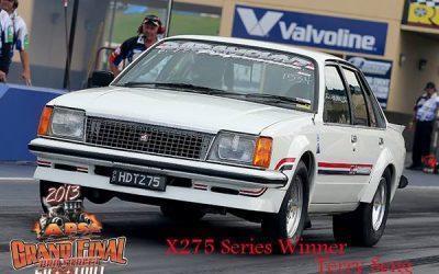 Terry HDT275 Wins – 2013 X275 Championship