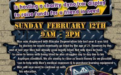 DYNO / CAR DISPLAY CHARITY DAY