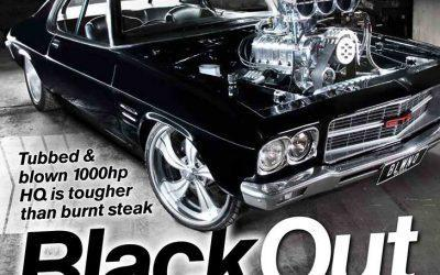 HDT275 HITS THE COVER OF STREET MACHINE